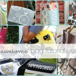 45 (plus some) awesome bag tutorials revisited