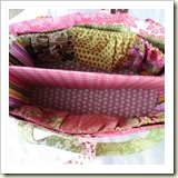 Angela's Diaper {Nappy} Bag from Moda Bake Shop | 45 Awesome Free Bag Tutorials | Frugal and Thriving