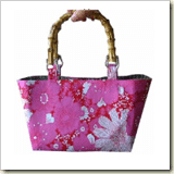 Basket Bag from Tall Poppy | 45 Awesome Free Bag Tutorials | Frugal and Thriving