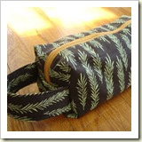 Box Bag Tutorial from Dragon {Knit} Fly | 45 Awesome Free Bag Tutorials | Frugal and Thriving