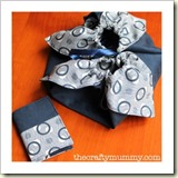 Origami bag tutorial from The Craft Mommy | 45 Awesome Free Bag Tutorials | Frugal and Thriving