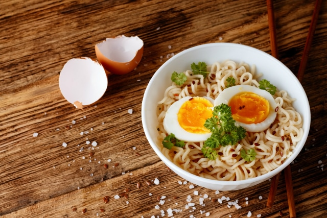instant meal ideas for nights you don't want to cook